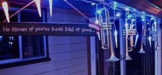 Stomvi trumpet holiday decoration ideas. https://www.facebook.com/pages/Stomvi-USA/106129483617?fref=ts  http://www.youtube.com/user/stomviusavideo  http://stomvi-usa.com/
