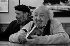 "Ara Güler is a Turkish photojournalist of Armenian descent, nicknamed ""the Eye of Istanbul"" or ""the Photographer of Istanbul"" Ara Güler by Muammer Toker, via Flickr"