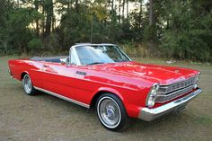1966 Ford Galaxie 500!   I remember the commercial with the lady in red on the beach!
