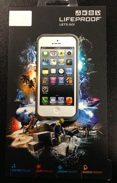 iPhone 5 White Lifeproof Case  $79.99