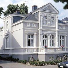 Referenzen – Fassaden – Fassadenpreis - Fassade villa