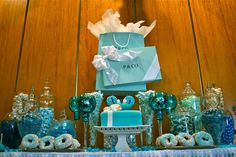 Candy Bar on Pinterest | Candy Buffet, Robin Egg Blue and Breast Canc ...
