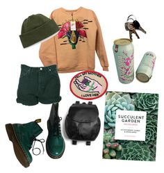 """""""Gardener"""" by kingoftheclouds ❤ liked on Polyvore featuring art"""
