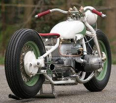Custom BMW Bobber