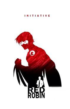 Red Robin - Initiative by Steve Garcia