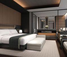 20+ Mid Century Modern Master Bedroom Designs For Inspiration