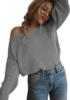 Verdusa Womens Geometric Checked Sleeve Crop Sweatshirt Pullovers Tunic Tee Shirt