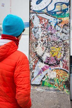 Berlin en familia. Muro de Berlín