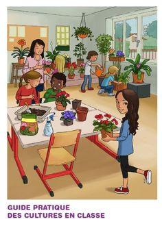 Jardinons à l'école : Faire un jardin scolaire, pratiquer le jardinage à l'école en maternelle et primaire