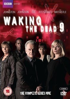WAKING THE DEAD 9 THE COMPLETE SERIES NINE (15) R2