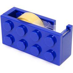 Porta Scoth Lego http://www.tuttematute.cl/porta-scoth-lego