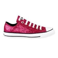 85ee88ba666212 Shop for Converse All Star Lo Glitter Sneaker in Red at Shi by ...