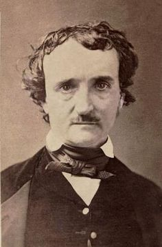 """Edgar Allan Poe  -  In April 1846 Elizabeth Barrett (later Browning) wrote: """"Your Raven has produced a sensation, a 'fit of horror', here in England."""