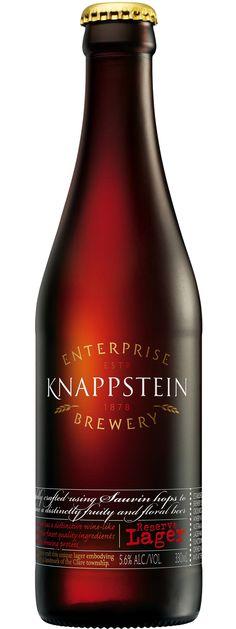 Knappstein Reserve Lager beer