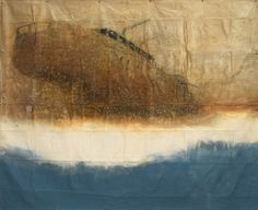 Departure Hughie O'Donoghue Royal Academy Of Arts, Fine Art, Conceptual Painting, Sketch Painting, Painting, Fine Art Landscape, Large Painting, Abstract Art, Prints