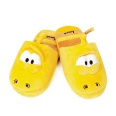 "Larva character slippers 10.6"" ~yellow PLUSH TOY http://www.amazon.com/dp/B00HAZSYMY/ref=cm_sw_r_pi_dp_wl9zvb1FW8MQH"