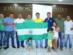 Portal Esporte São José do Sabugi: Alisson Nunes é eleito e assume a Presidência do N...