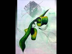 A* GCSE Art Sketchbook - Natural Forms - Beautiful!