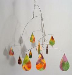 Custom Hanging Mobile for Apartments and Other Small Spaces by Skysetter Mobiles | Hatch.co