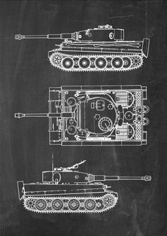 Tiger I Tank Schematic Diagram Wall Art Poster This poster is printed using high quality archival inks on heavy-weight archival paper with a Army Decor, Diagram, Wall Art, Printed, Paper, Unique Jewelry, Handmade Gifts, Etsy, Design