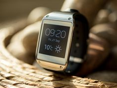 Samsung's Galaxy Gear smartwatch is all style.