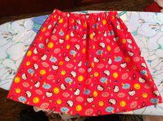 the first-draft half-yard Easter skirt by susanstars, via Flickr