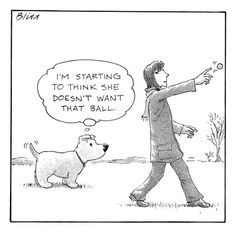 Image result for cartoon dog ball work