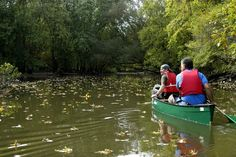 Pick up a paddle: Explore Ohio from a network of waterways