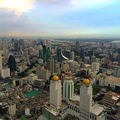 City view of Bangkok