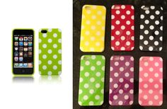 I'm still in love with this case!!   polka dot phone case for iphone 4, 4s & 5  - Just $7.99 #iphone