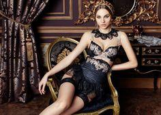 블로그애드 :: 에블린 가터벨트(블랙스완 니퍼 속옷세트)