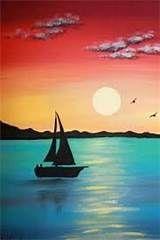 Shopping bob ross fishermans cabin painting - bob ross fishermans cabin paintings for sale ...