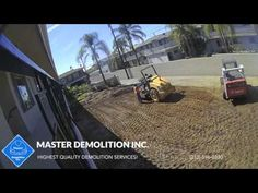 Partial Pool Demolition in Arcadia (213) 596-0330 - http://masterdemolitioninc.com/pool-demolition-services/