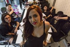 Meet the Girls Behind São Paulo's Female-Only Tattoo Shop | VICE | United States