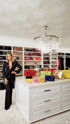 Are you a Cancer? Consider decorating your home with lots of high-gloss white, like Khloe Kardashian. See what every zodiac sign should be doing with their interior decor.