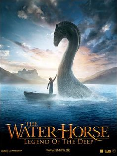 The Water Horse: Legend of the Deep--wonderful movie 2007