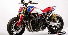 EICMA: Honda homenageia Marco Simoncelli com a CB1100 TR Concept