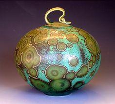 Glazed Pottery | john ward and i began playing around with crystalline glazes in 1995 ...
