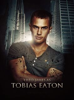 THEO JAMES. He made the movie 100 times better than it already was... ahhh he was the perfect Four! Love love
