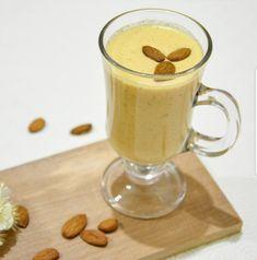 Havuçlu tarçınlı probiyotik(ev yoğurdu ile) smoothie Panna Cotta, Pudding, Tableware, Ethnic Recipes, Desserts, Food, Tailgate Desserts, Dinnerware, Puddings