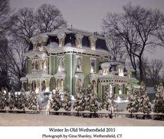Silas W. Robbins House, Wetherfield Conn.