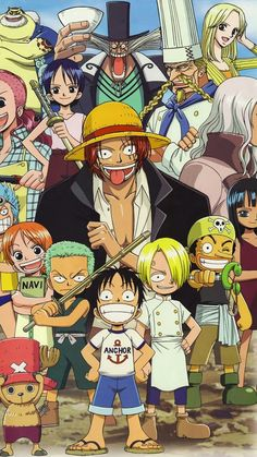 f6a0c7e9fb1 One Piece Crew Past Self! They should make a game like Naruto Storm  Generations! Where you can play as the One Crew Past sef!