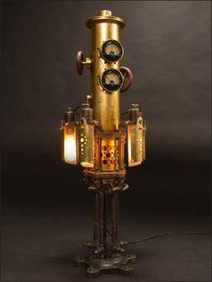 The Mystarium Table Lamp by JW Kinsey