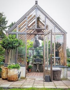 25 Best Greenhouses Images Diy Greenhouse Green Houses Homemade