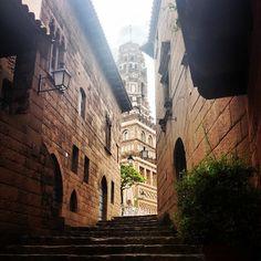 Poble Espanyol - Barcelona