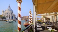 Venice Bar recommended by Helen's brother in law: The Westin Europa & Regina, Venice