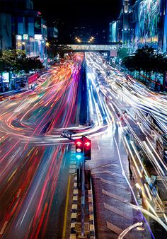 Mark Burban- Bangkok Traffic (2012)