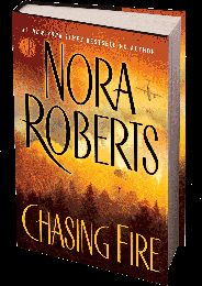 Nora Roberts is one of the best authors!  This book delves into the world of elite firefighters.  Romance and adventure all in one!