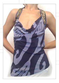 "Midsummer Dream Top of  ""Dries Van Noten"", 100% silk, embroidered, @ 270 USD on ebay.com"