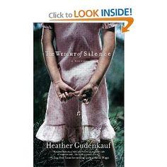 The Weight of Silence: Heather Gudenkauf: 9780778327400: Amazon.com: Books